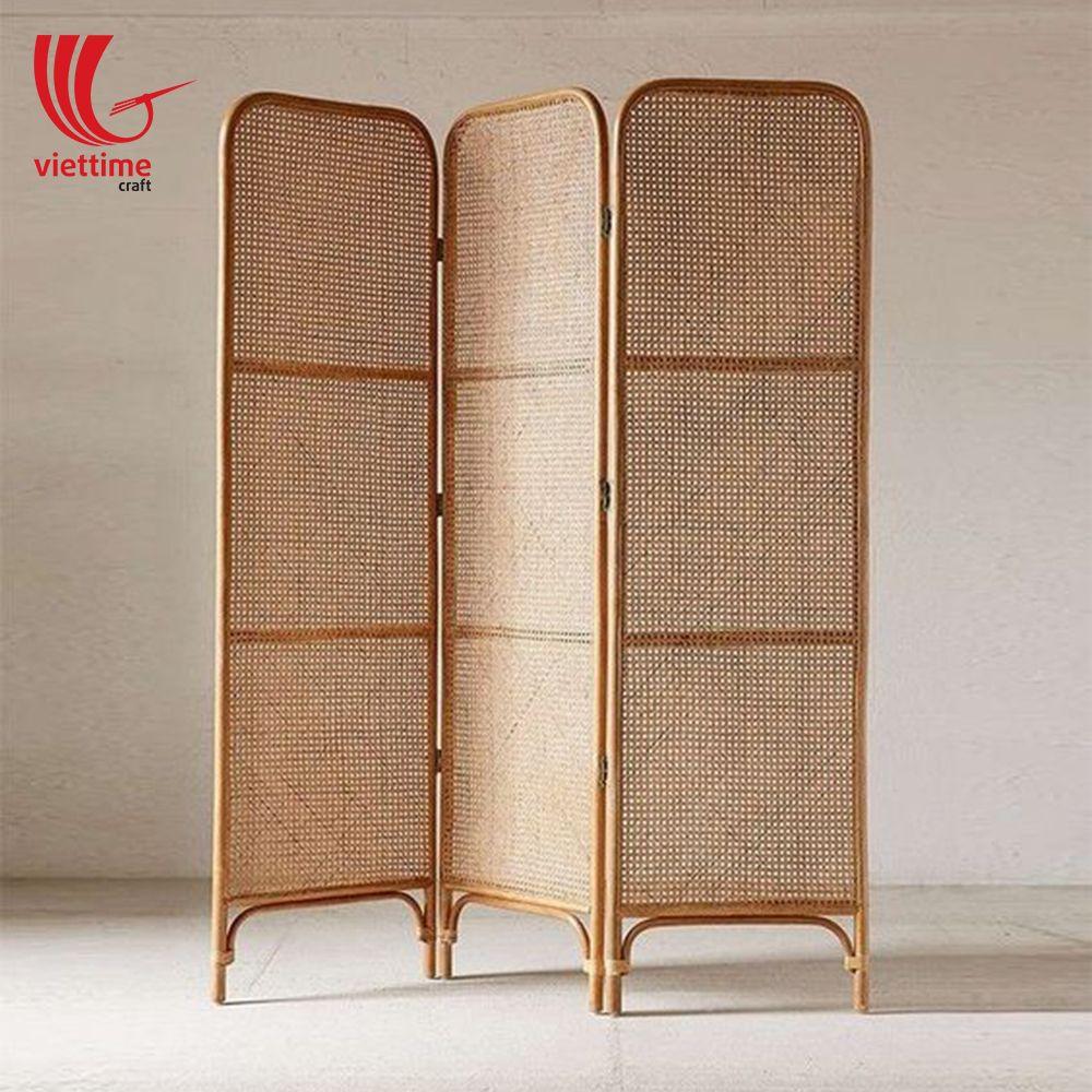 Wicker Rattan Folding Screen Room Divider Wholesale Viettime Craft Furniture Folding Screen Room Divider Wicker Furniture