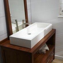 Pegase Terrazzo Washbasin 100 Terrazzo Precast Durable
