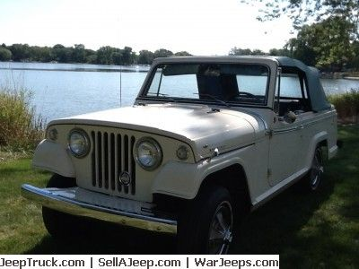 Jeeps For Sale And Jeep Parts For Sale 1967 Jeepster Commando