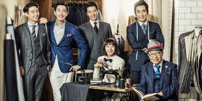 Laurel Tree Tailors Episode 1 Full Korean Drama Hd Dailymotion