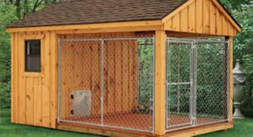 This image is about Outdoor Dog Kennels at Tractor Supply