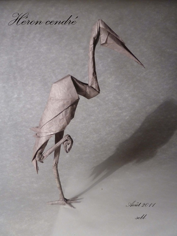 Origami Heron A World Of Pure Imagination Video Diagram Quotswan Quyetquot