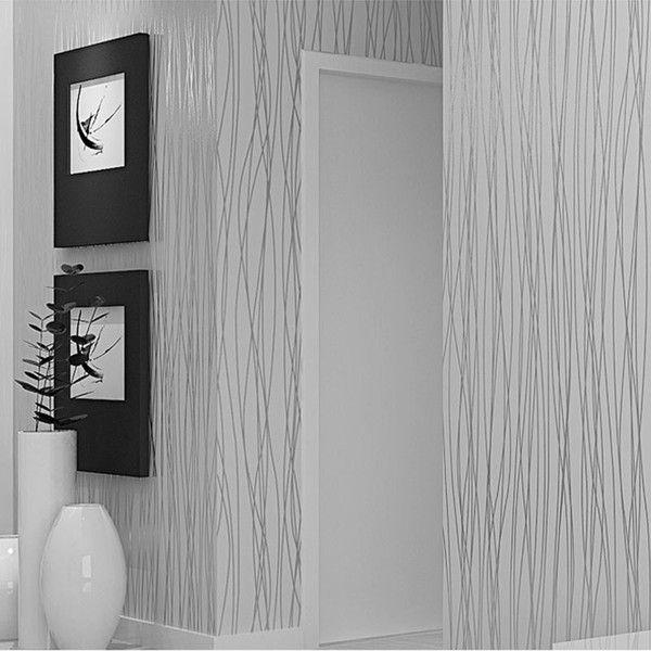 Pin de yulisan nav en lindo papel tapiz sof y - Papel pared rayas verticales ...