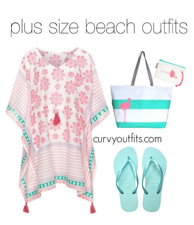 96f942bc95 5 plus size beach outfits to wear this summer | plus size outfits ...