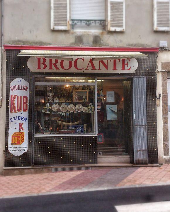Brocante En Basse Normandie
