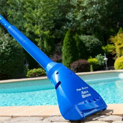 Pool Blaster Aqua Broom Xl Vacuum Pool Cleaner Ab Xlultra The Home Depot Pool Vacuum Cleaner Pool Cleaning Swimming Pool Vacuum