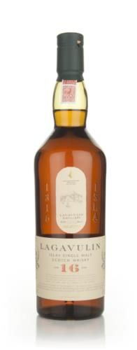 A much sought-after single malt with the massive peat-smoke that's typical of southern Islay - but also offering richness and a dryness that turns it into a truly interesting dram. The 16 year old has become a benchmark Islay dram from the Lagavulin distillery.