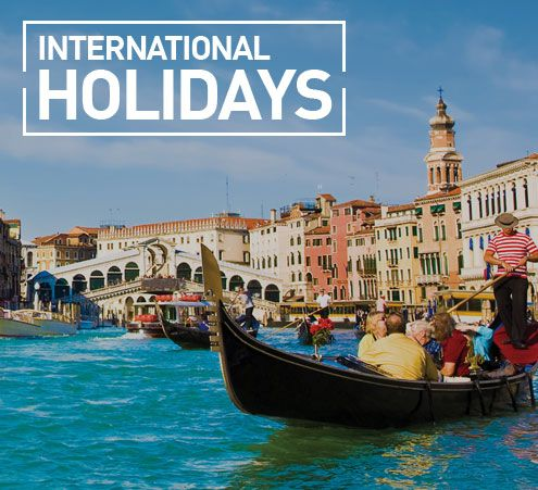 Travelling Abroad Can Be Enjoyable When You Plan A Hassle Free Trip With The Most Trusted Travel Ag Travel And Tourism International Holidays Best Travel Deals
