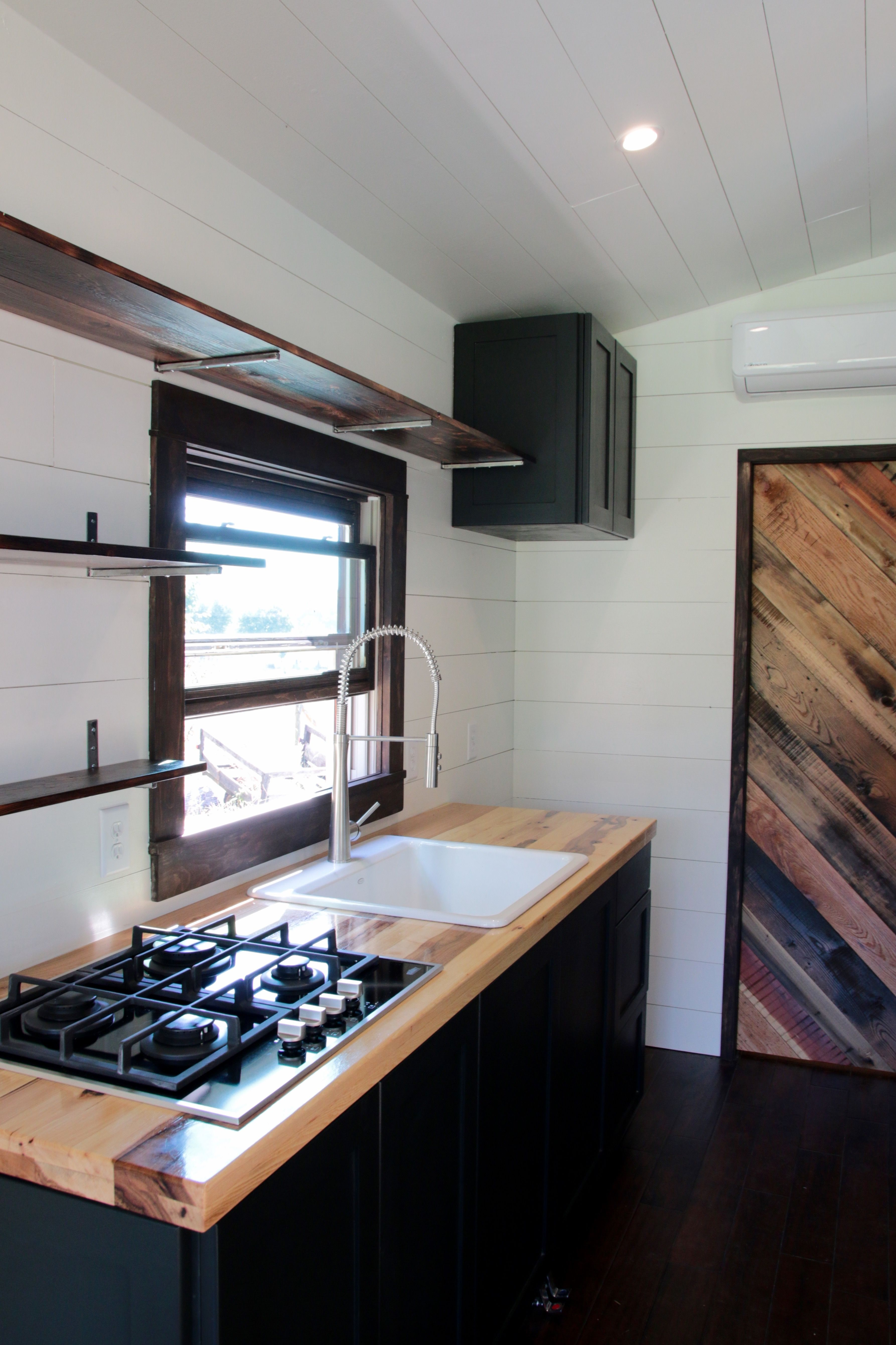 Hickory Shaker Style Kitchen Cabinets What Is The Average Cost Of A Remodel Phoenix By Wind River Tiny Homes