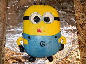 about Minion cake pan on Pinterest  Cupcake minions, Minion cake ...