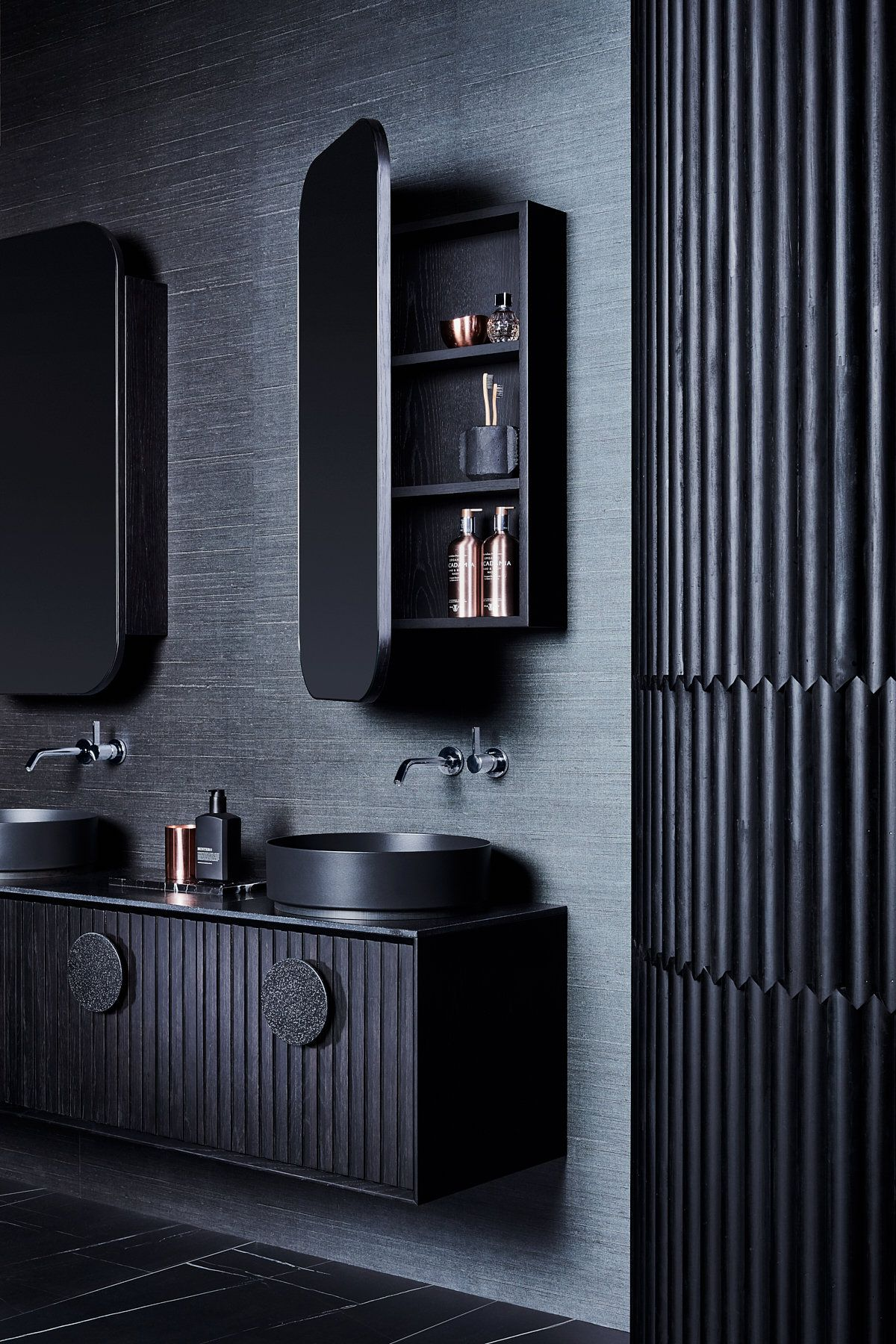 Zuster's new Halo Bathroom collection for Reece | Reece ...