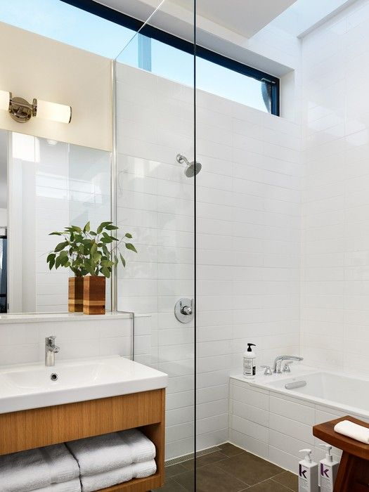 ideal bathroom vanity lighting design ideas. Vanity, Shower \u0026 Tub (The Heywood Hotel. The Show Is Well Incorporated In This Small Space) Ideal Bathroom Vanity Lighting Design Ideas I