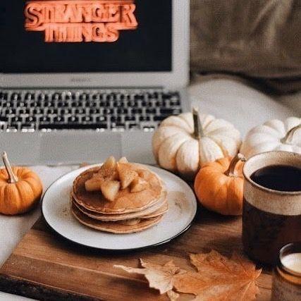 « Beware of autumn people » (@pumpkinbooksandcoffee) • Instagram photos and videos #halloweenaesthetic