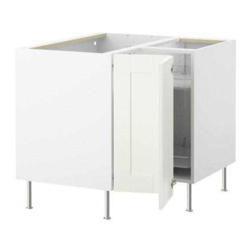 Adel Off White Cupboards From Ikea Kitchen Ideas