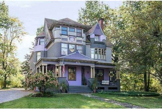 1885 Queen Anne Aurora Ny 849 900 Old House Dreams Mansions Old House Dreams Victorian Homes