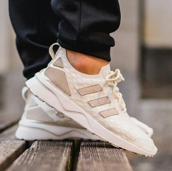 Adidas ZX Flux   Adidas zx flux, Sneakers, Yeezy laces