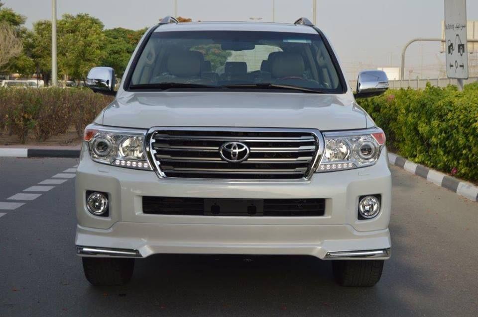 Sahara Motors Car Dealer Toyota Land Cruiser Land Cruiser
