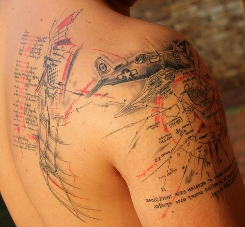 4c0ebca99 military aviation tattoo - Google Search | tattoos | Aviation tattoo ...