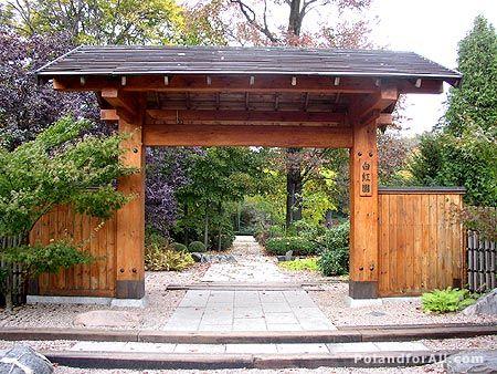 Cool Exterior In Wood Doors River Rock Wall Wood Pergola