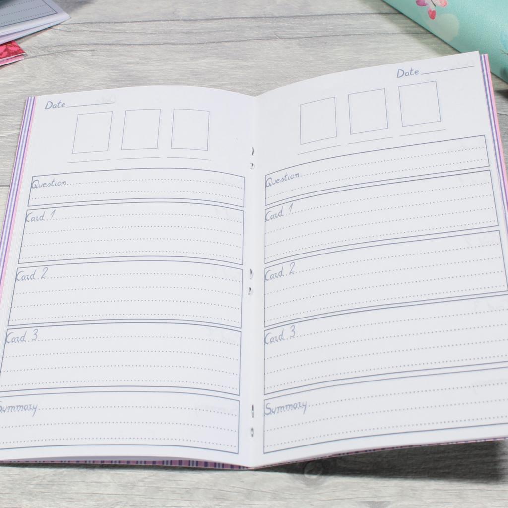 Pin On Tarot Journals
