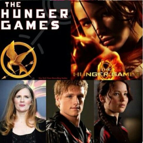 HUNGER GAMES :) Book, Movie Poster, Author: Suzanne ...