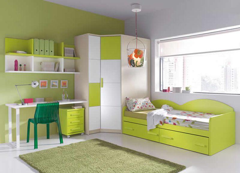 Como decorar un dormitorio juvenil de mujer para m s - Como decorar un cuarto pequeno ...