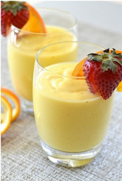 Fruit Smoothie Recipes (collection #fruitsmoothie