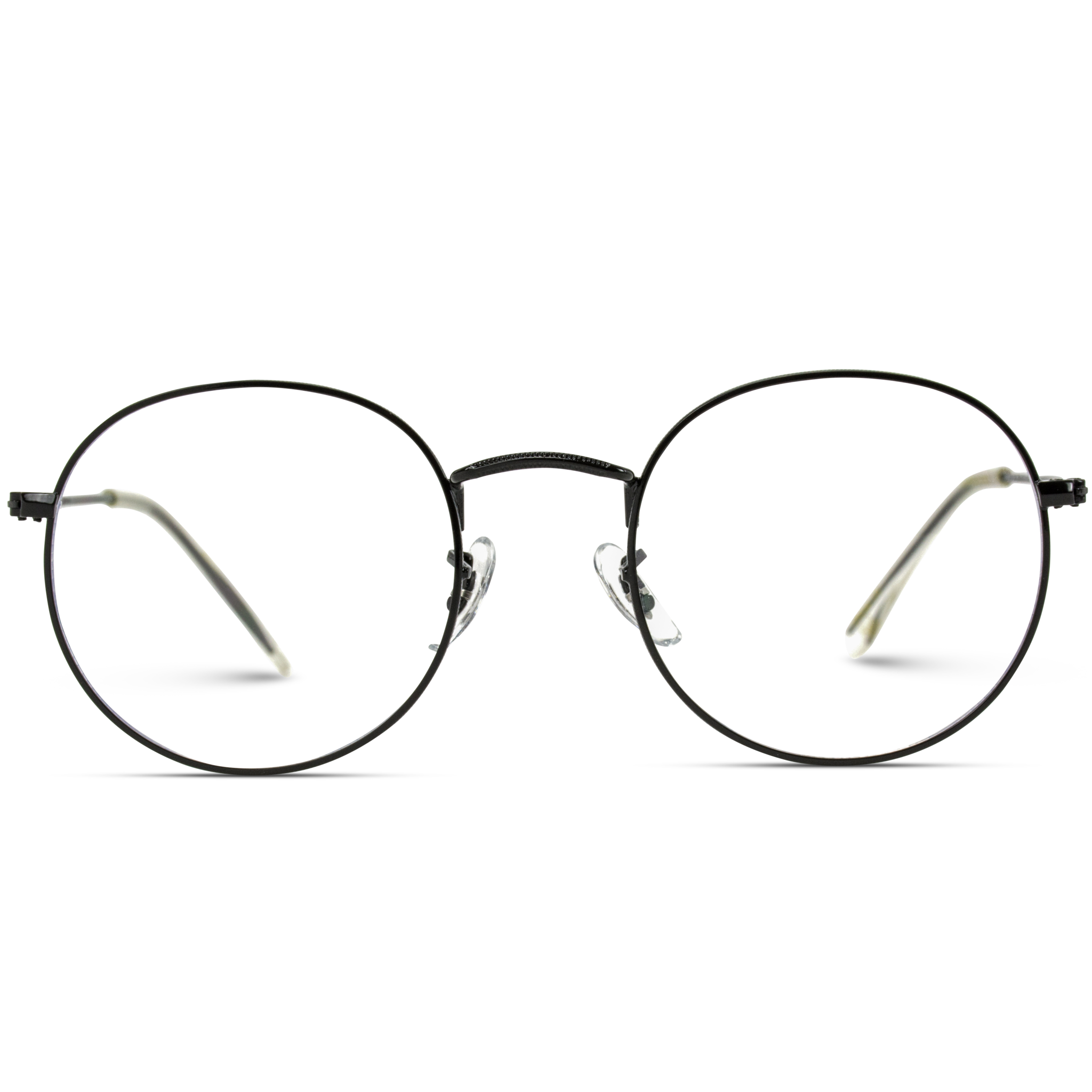 Round Clear Hipster Glasses These Circular Glasses Are Reminiscent Of Harry Potter The Blaine Glasses Classic Ro Clear Glasses Glasses Frames Trendy Glasses
