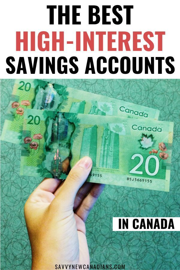 Want to get the best returns on your money? Use the best savings accounts in Canada offering the highest interest rates available on the market. Most of the rates being offered by the big banks do not even cover the inflation rate which means you are losing purchasing power. Get a high savings rate and more money in your wallet. #savings #savingsaccount #rates #makemoney #banking #canada #investmentreturns #personalfinance #wealth #financialplanning #moneymanagement #savemoney