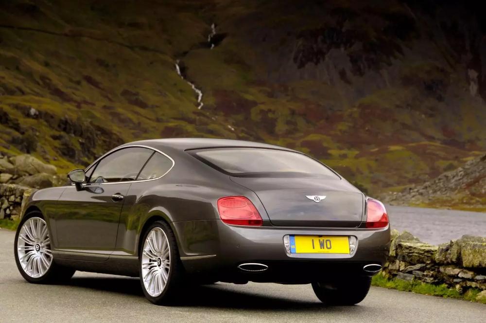 2008 Bentley Continental Gt Speed Top Speed In 2021 Bentley Continental Gt Bentley Continental Bentley Continental Gt Speed