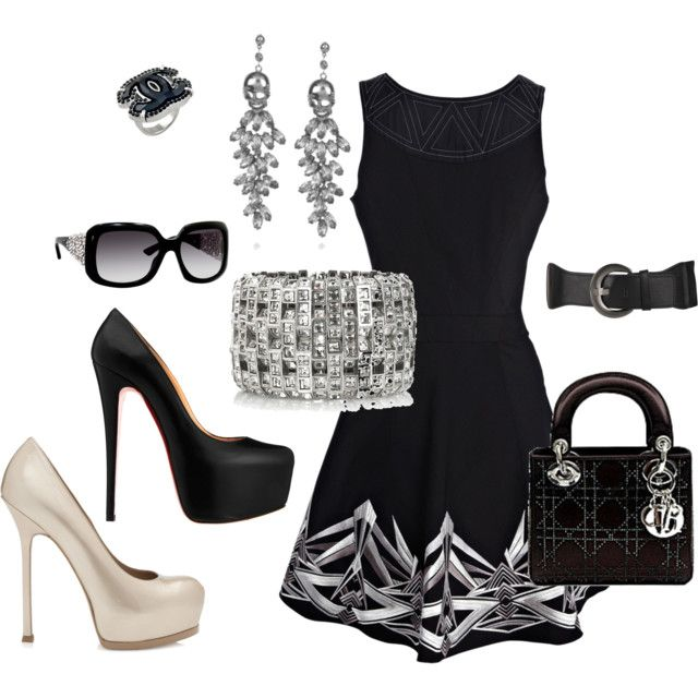 ON TREND - Black and White