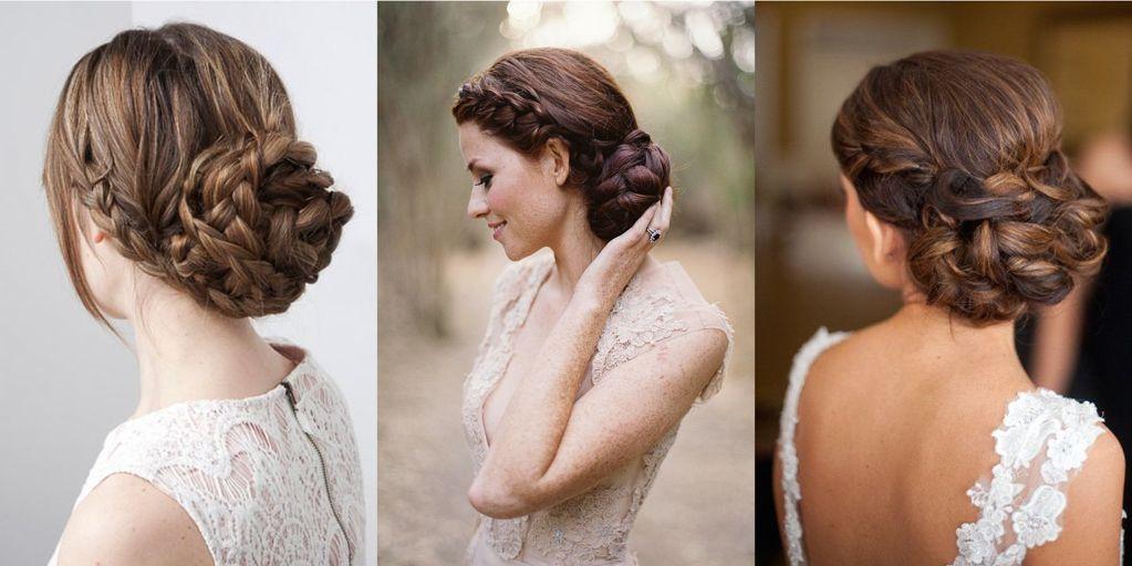Recogidos novia cerca amb google pentinats pinterest - Peinados de boda semirecogidos ...