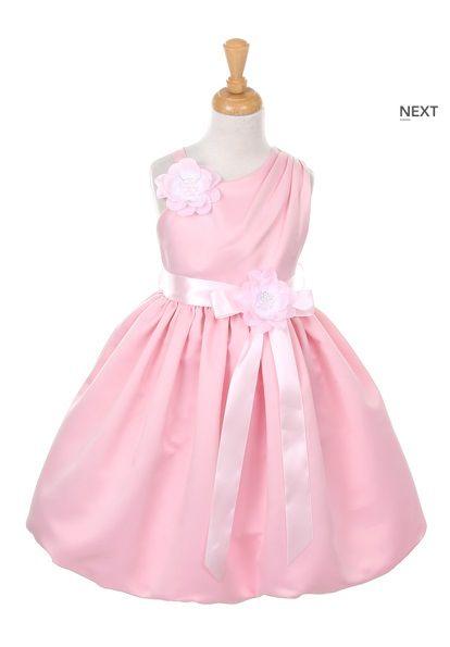 Beautiful Flower Girl Dress... Vestido de nina!!!