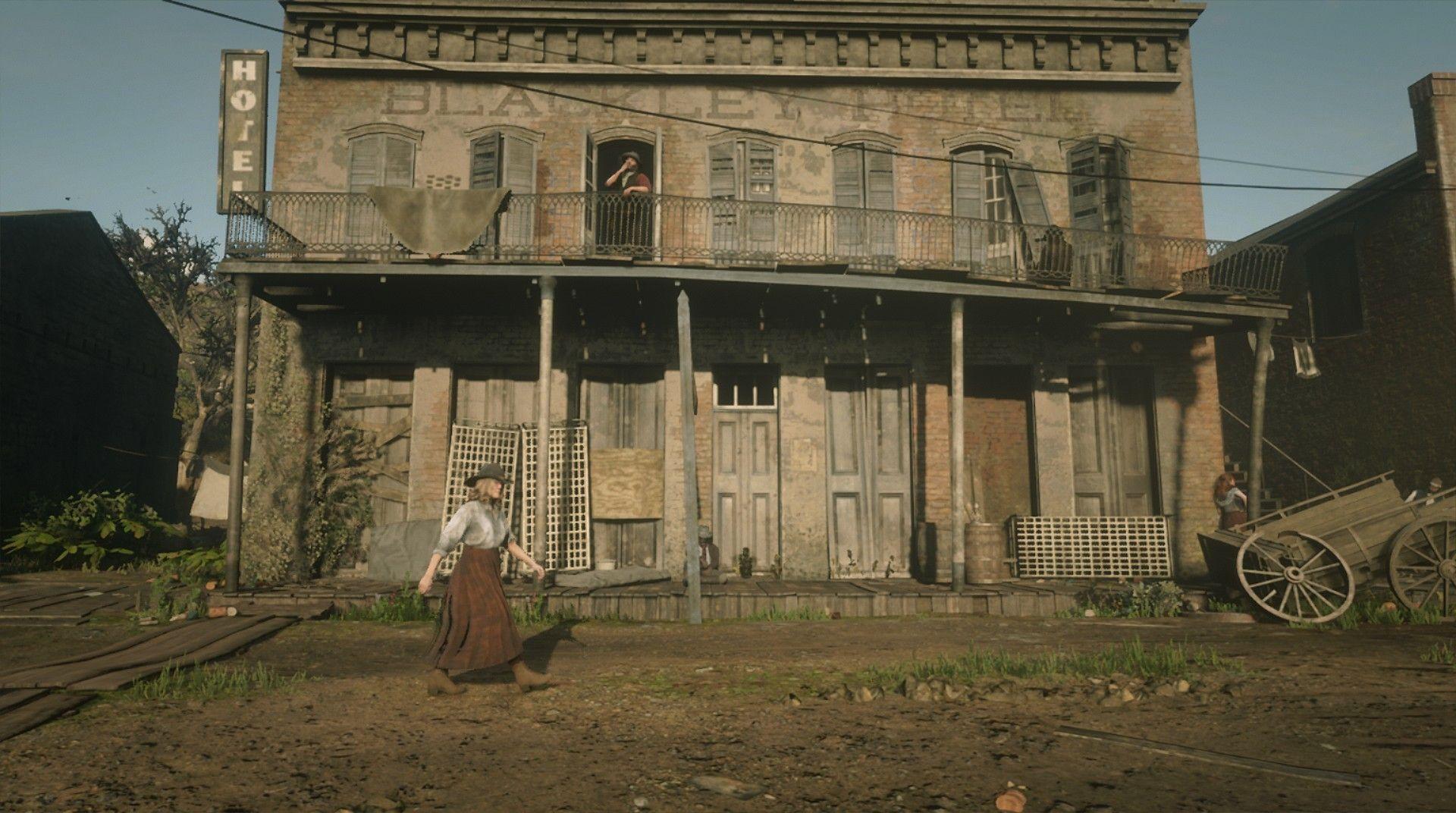 Red Dead Redemption 2 Xbox One Einrib13 Van Horn Trading Post