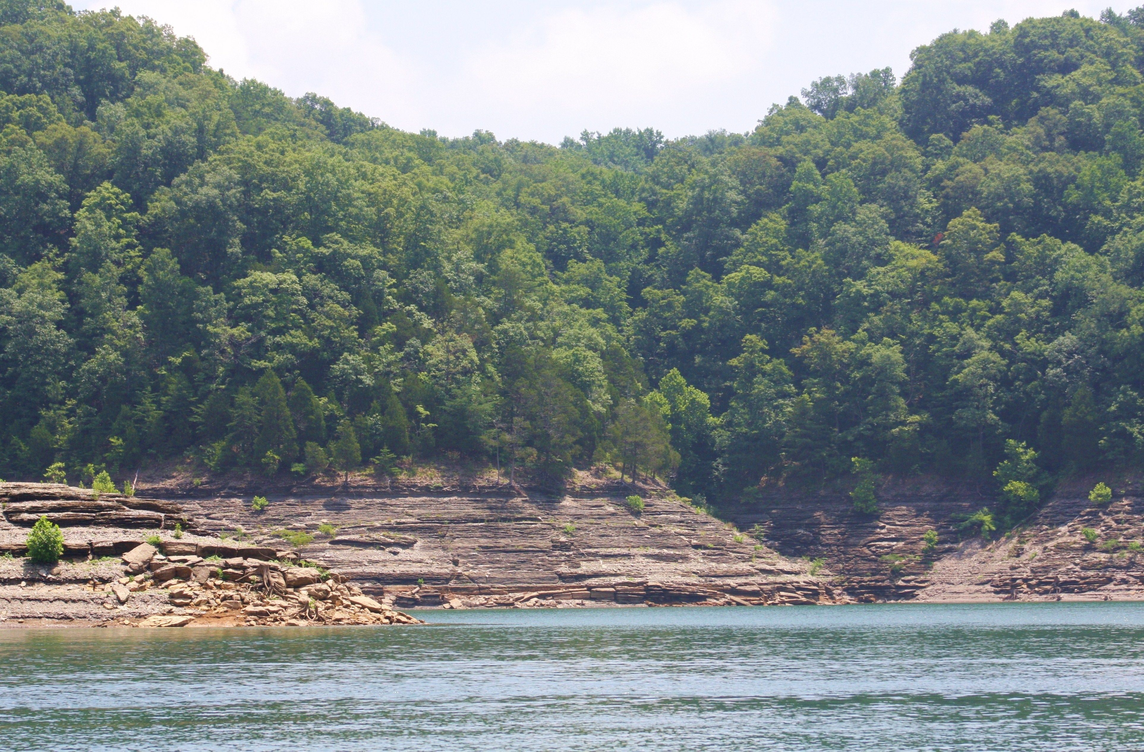 Boating on Lake Cumberland