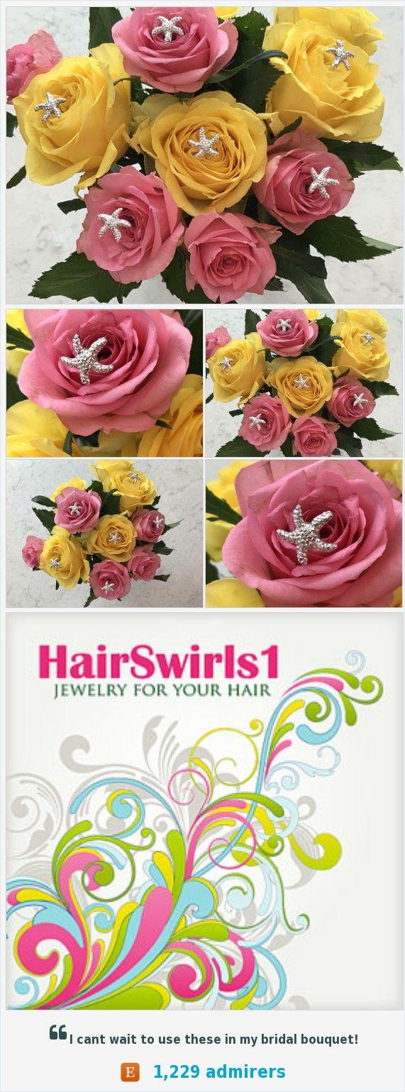 6 starfish bouquet picks silver centerpieces boutonnieres flower 6 bouquet picks silver starfish centerpieces boutonnieres flower pins floral pins destination wedding bridal flowers https izmirmasajfo