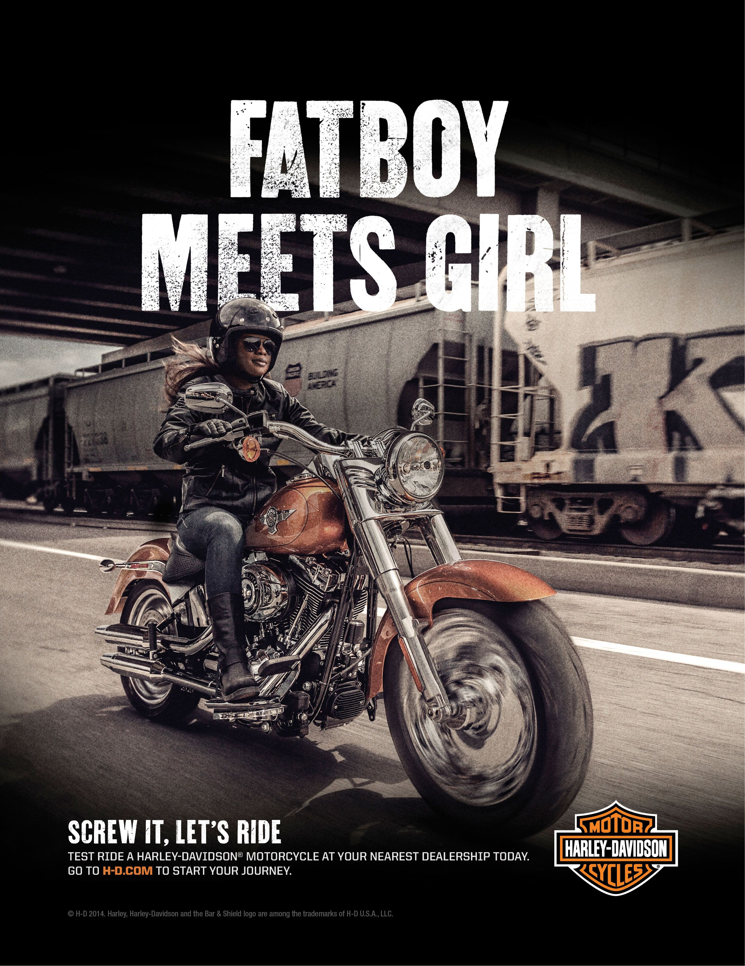 Harley Davidson Advertising: Our Localised Creative Work For Harley-Davidson's 'Screw