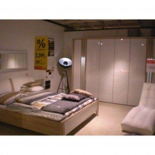 Nolte Schlafzimmer Deseo in weiß von HARDECK ansehen!