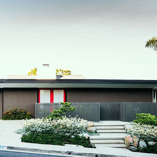 Midcentury Modern Makeover - Sunset