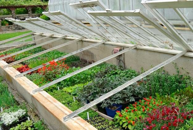 Glass Recycling For Greenhouse Designs, Garden Houses Built With Salvaged  Wood Windows