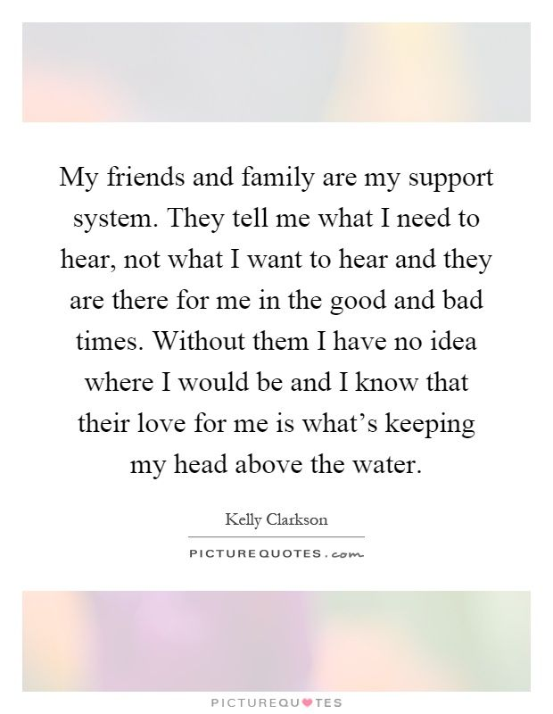 Picturequotes Com Friends Are Family Quotes Family Support Quotes Love And Support Quotes