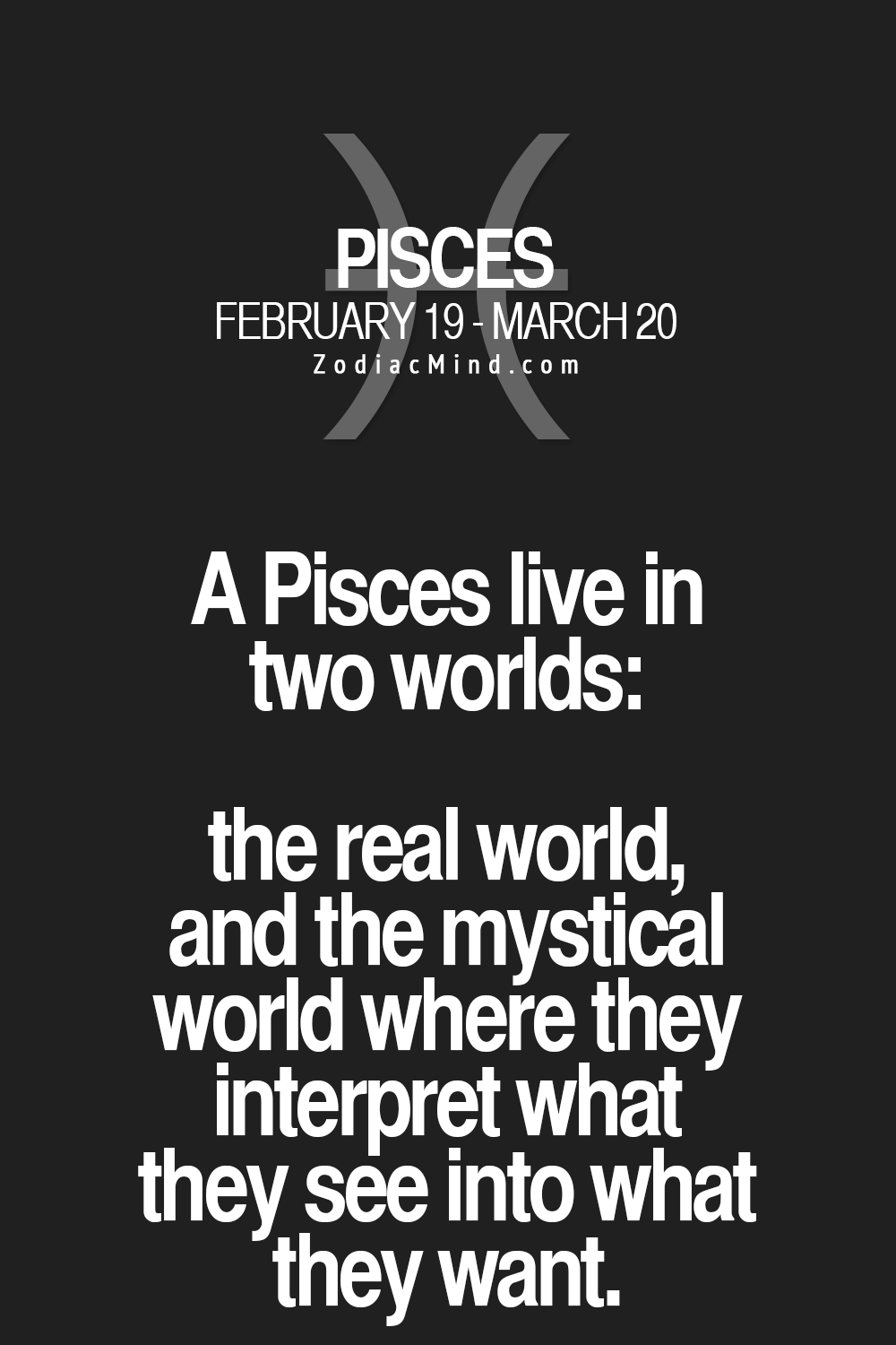 Mystic Pisces: compatibility with other signs