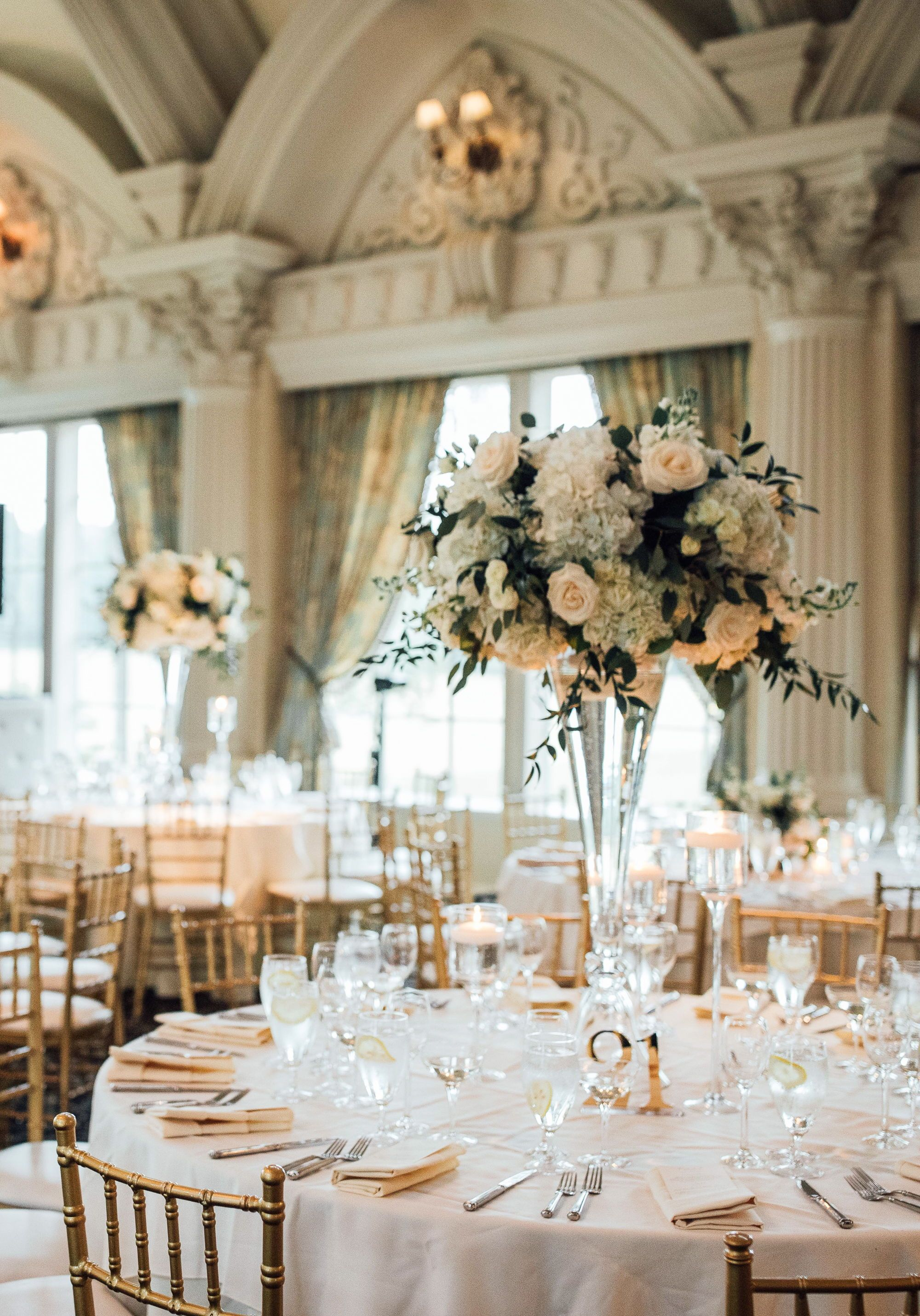 Copper And Rose Gold Wedding Inspiration Rose Gold Wedding Inspiration Rose Gold Wedding Copper Wedding Centerpieces