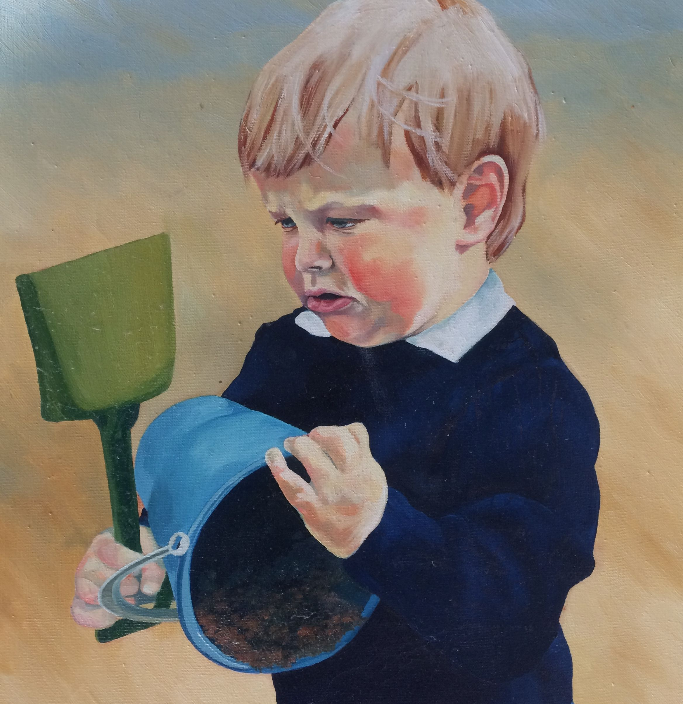 Custom portraits - to bespoke dimensions and specifications - in oil paint. Portraits of your family for birthdays, anniversaries etc. Original artwork.