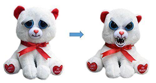 Feisty Pets Bear Taylor Truelove Valentine Stuffed Attitude Plush