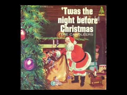 Caroleers Go Tell It On The Mountain Youtube Twas The Night Christmas Books Best Christmas Books