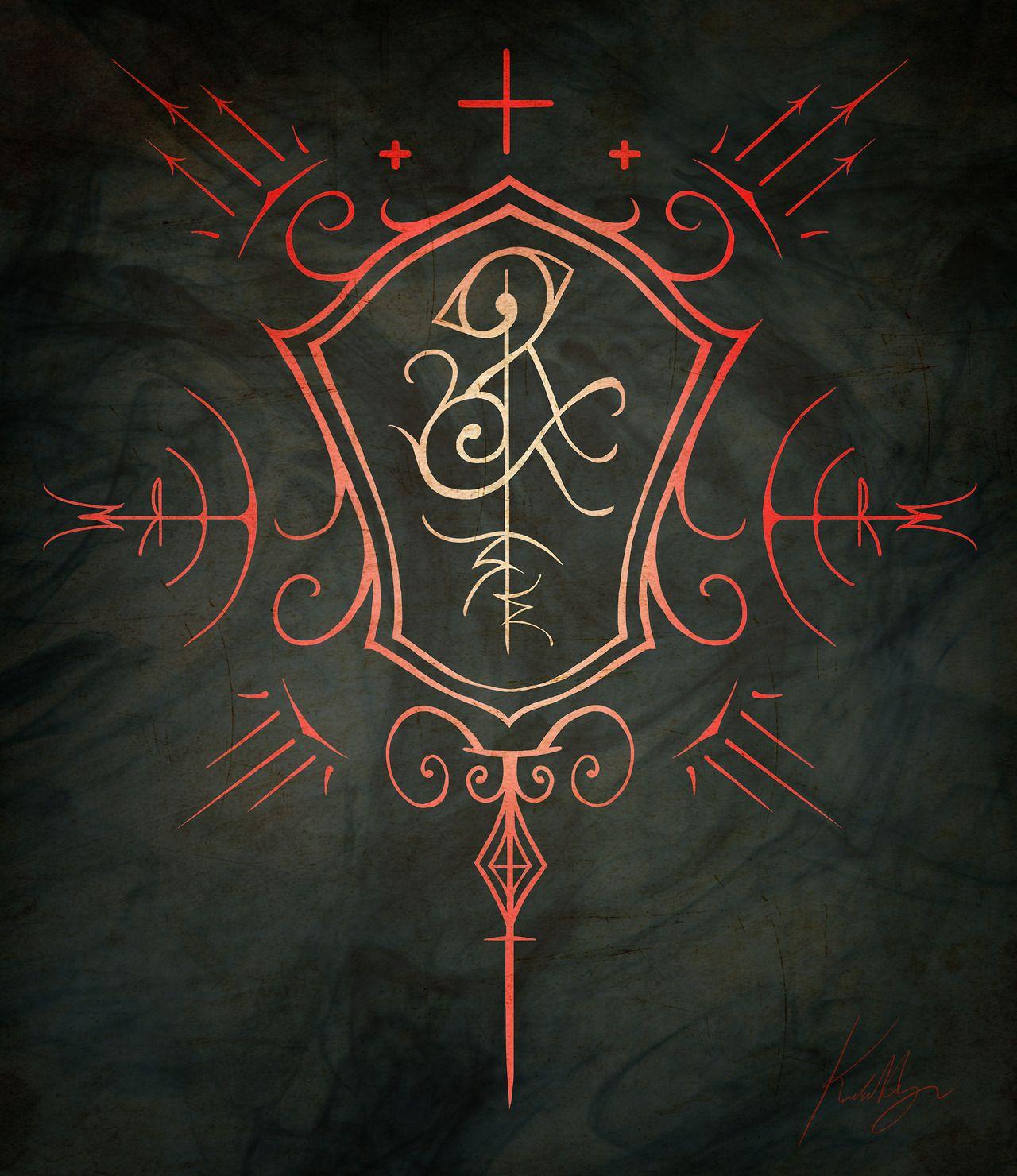 The mystic mire photo sigil pinterest symbols tattoo and sigilseer sigil of protection commissioned by littlecornercreature buycottarizona Choice Image