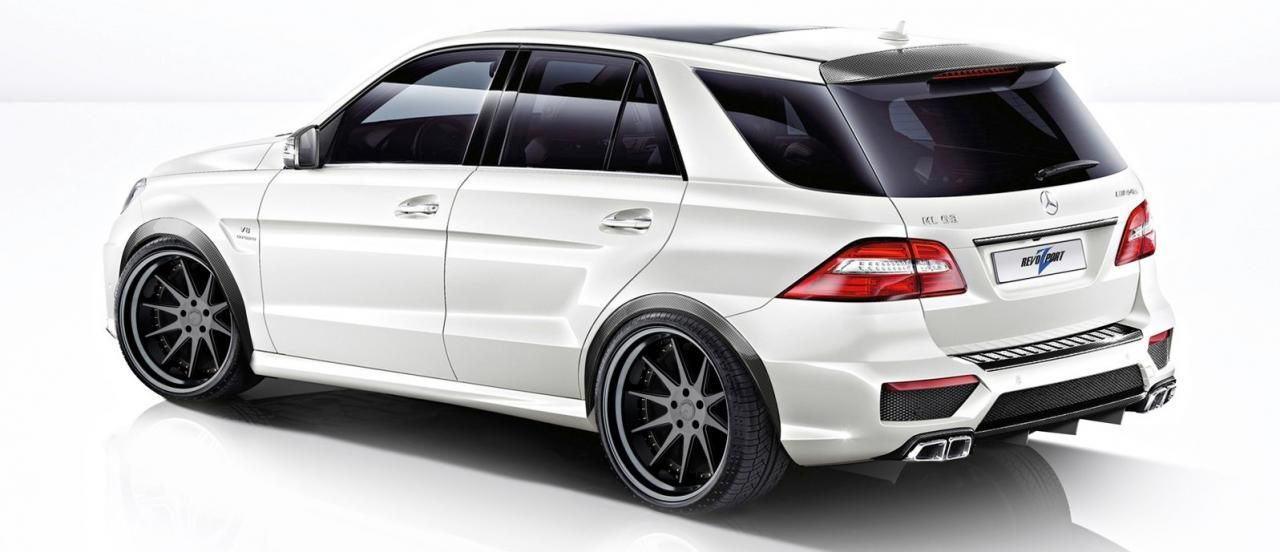 2012 mercedes benz ml63 amg revozport tuning for Mercedes benz ml series