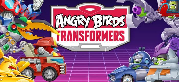Angry Birds Transformers Android Game Full Version Unlimited