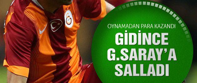 Pandev'den Galatasaray'a sert sözler